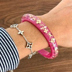 Authentic Louis Vuitton Inclusion Bracelet
